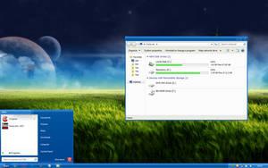 Novus Screenshot by Satukoro