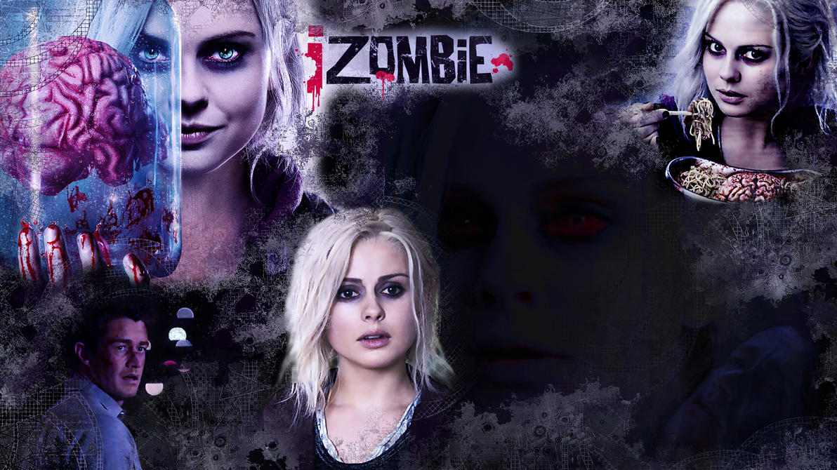 iZombie Wallpaper by ShivaChan