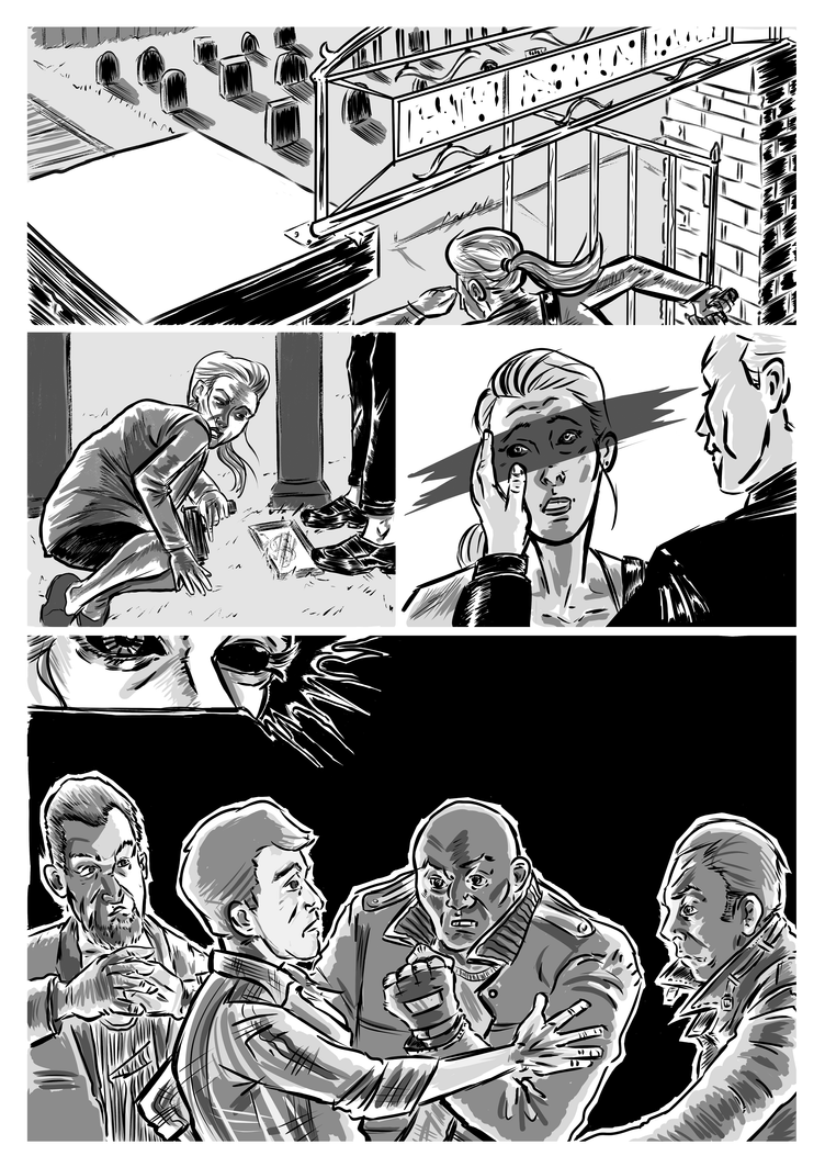 Guilty Page 5 by AndyMichaelArt