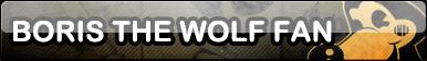 Boris The Wolf Fan (Upgrade) by LoveBeautySparkle