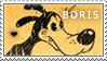 Boris The Wolf Fan Stamp (F2U) by LoveBeautySparkle