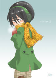 winter toph by kalno