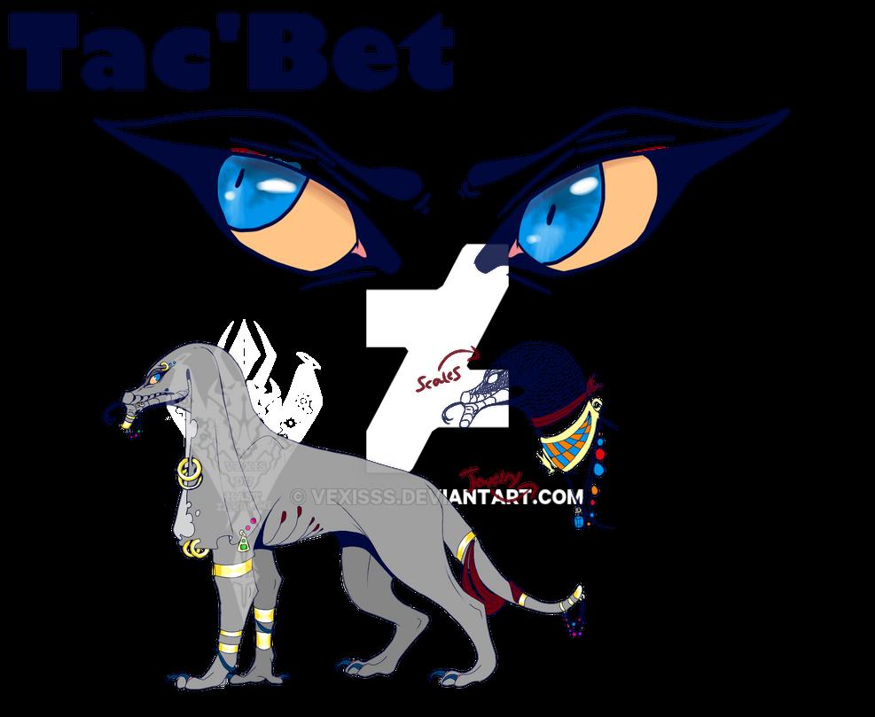 Tac'Bet Ref Sheet by VexisDuHast
