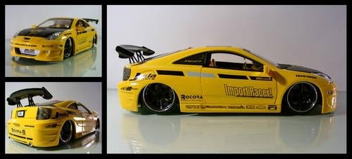 2000 Toyota Celica by faithslayer