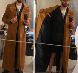 10th Dr coat Work in progress