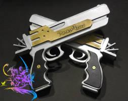 Yuna's Tiny Bee guns