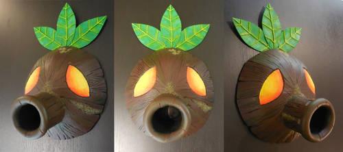 Deku Mask by CycloneXHTC