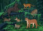 South American Jungle by LauraRamirez