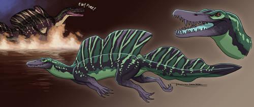 Spinosaurus 2020 Redesign