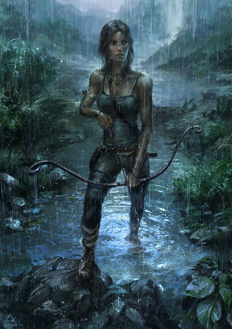 Tomb-Raider-Reborn by Sanchiko