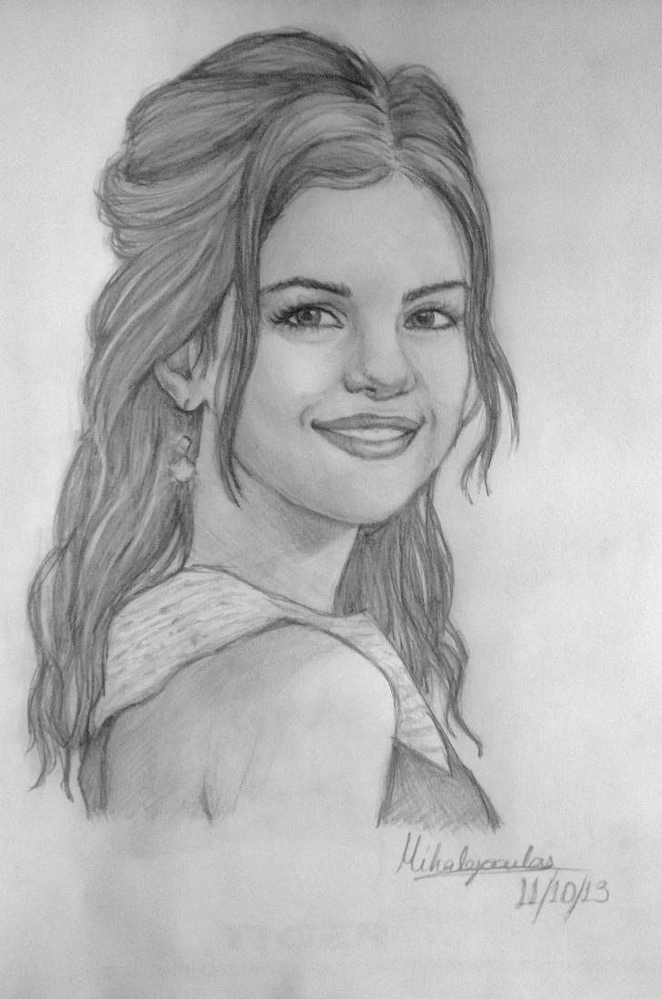 Selena Gomez by Cordilia61 on DeviantArt