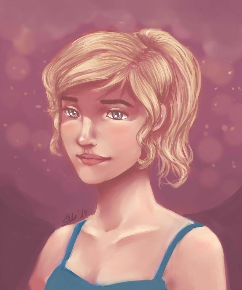 Annabeth by Cordilia61