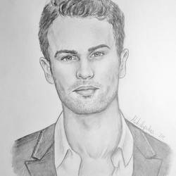 Theo James by Cordilia61