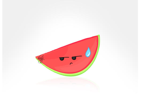 Watermelon by HAQJ