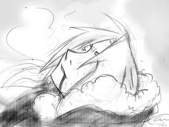 dying breath by NinachanxD