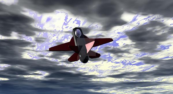 Pierce the Sky by razgrizflight