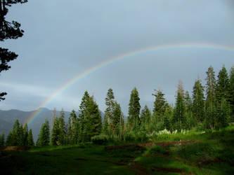 Love rainbows by Earthmagic