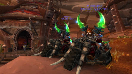 Pandas with Glaives 3