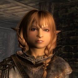 My Dragonborn - Closeup