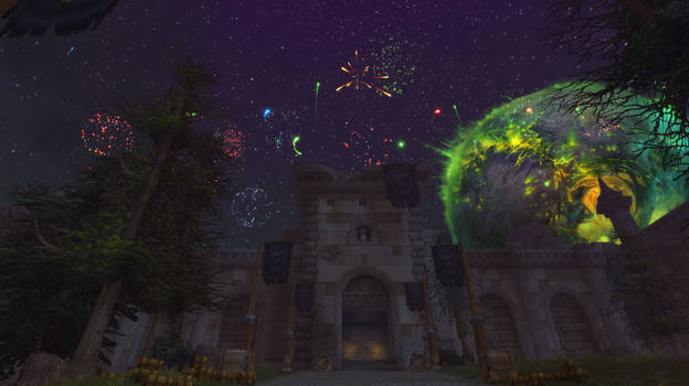 Undercity's Final New Year 2018