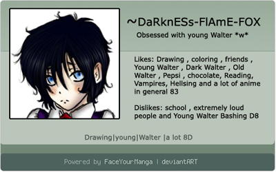 DaRknESs-FlAmE-FOX's Profile Picture