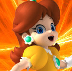 Free Daisy Icon 2 by PriincessPeachx
