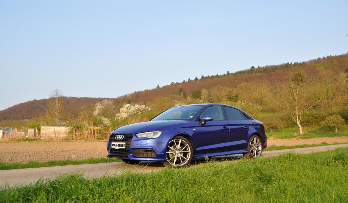 My Audi A3 Limousine by car4free