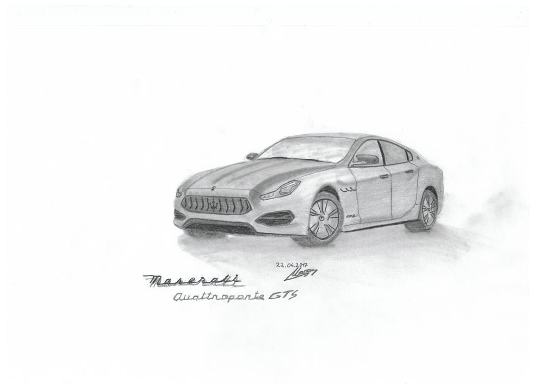 Maserati Quattroporte GTS Eigenkreation by car4free