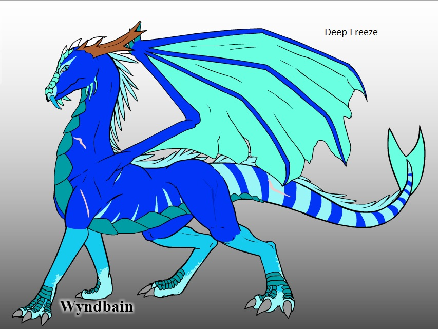 Deep Freeze the Dragon by trainman666
