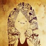 The Fan Fictional History of Marceline