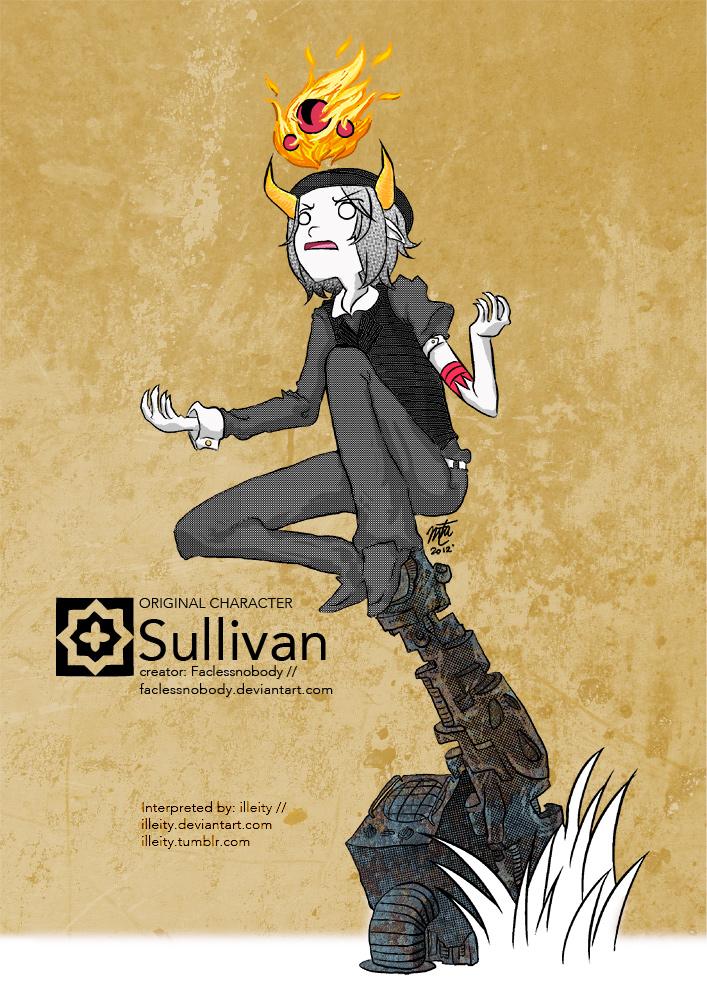 Sullivan by illeity