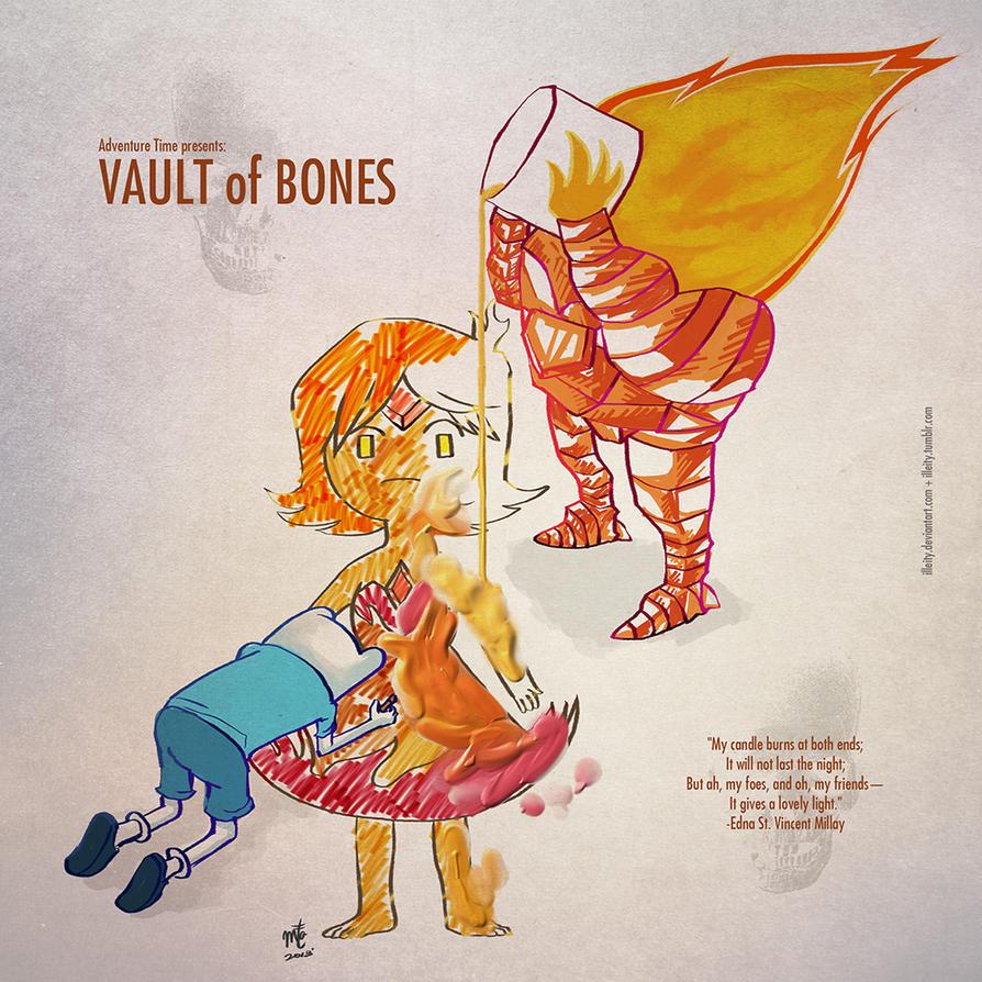 Vault of Bones by illeity
