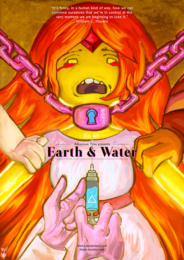 Earth and Water by illeity
