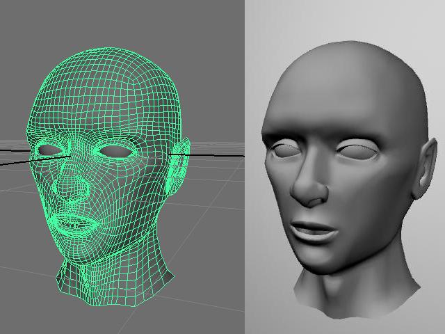 Head_Model by Kathy-B