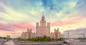 Stalin's pastel