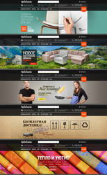 Advertising headers 2 by downsign