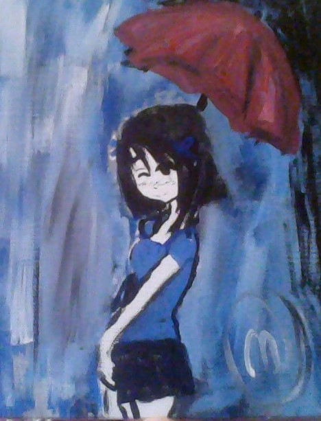 Rainy by yunyuncat