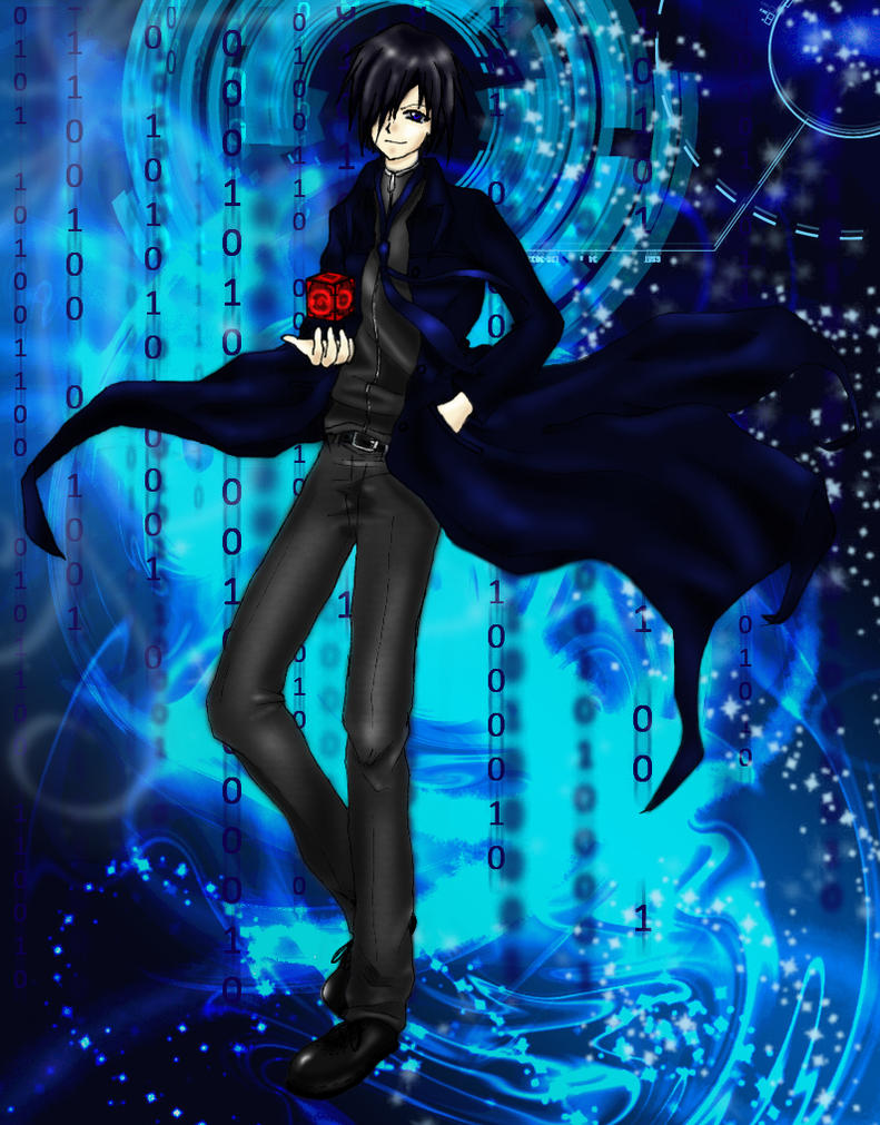 Artemis Fowl-In Years To Come by SakuraTenshi94 on DeviantArt