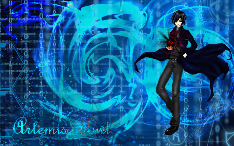 ArtemisFowl-InYearsToCome WP by SakuraTenshi94
