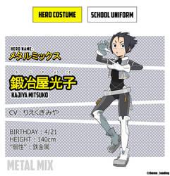 [BNHAOC] Kajiya Mitsuko -Winter Costume
