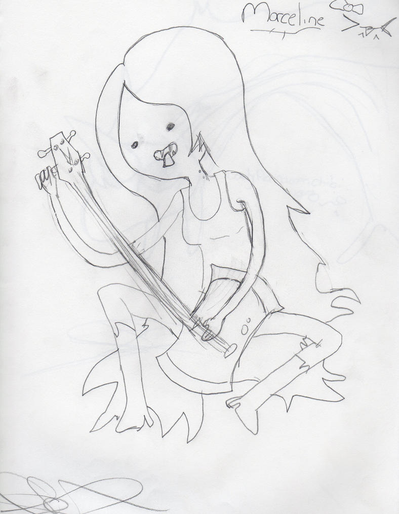 Marceline by xxichiruki4everxx