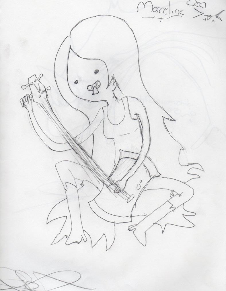 Marceline by xxichiruki4everxx