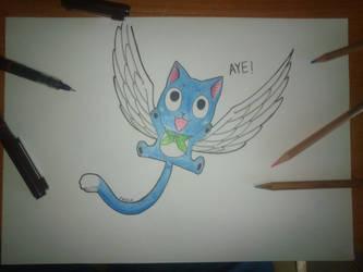 Happy Fairy Tail... AYE!