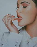 Megan Fox by Dee-java