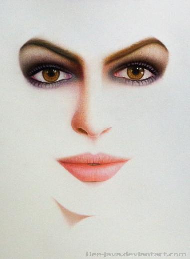 Anne Hathaway by Dee-java
