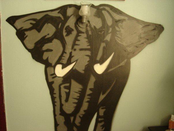 Elephant by DCPortfolio
