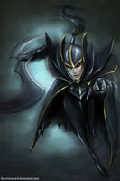 Phantom Assasin by Burninmaned