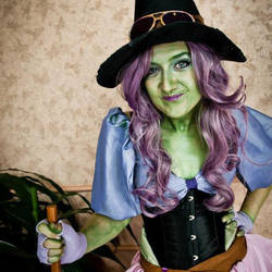 Karen Hallion's Wicked Witch