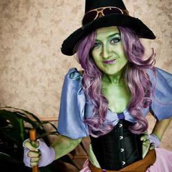 Karen Hallion's Wicked Witch