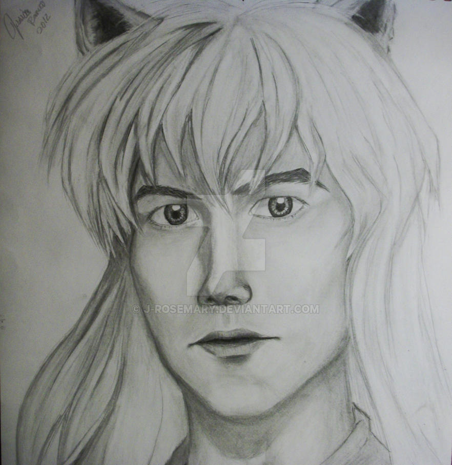 Inuyasha In Real Life By J-ROSEMARY On DeviantArt